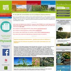 CRPHYTO_BE - 2020 - Un pôle de concertation sur les pratiques phytosanitaires.