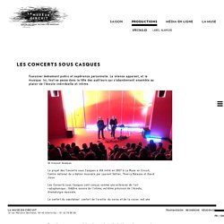Les Concerts sous Casques - Muse en circuit : Muse en circuit