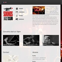 Bruxelles Sounds Jazz Club