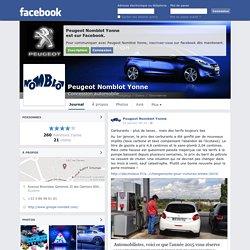 Peugeot Nomblot Yonne - Auxerre - Concession automobile