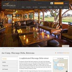 Jao Camp, Okavango Delta, Botswana