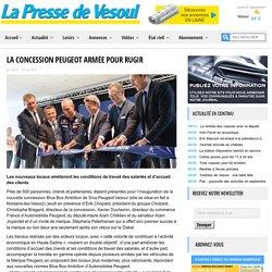La concession Peugeot armée pour rugir - La Presse de Vesoul