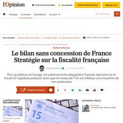 Le bilan sans concession de France Stratégie sur la fiscalité française