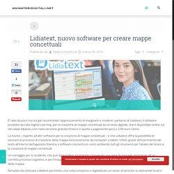 Lidiatext, nuovo software per creare mappe concettuali – Animatori Digitali - Portale di informazione degli ADAnimatori Digitali – Portale di informazione degli AD