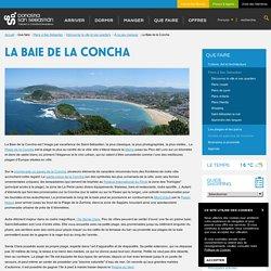 La Baie de la Concha - Saint-Sébastien Tourisme