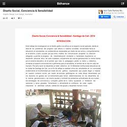 Diseño Social, Conciencia & Sensibilidad on Behance