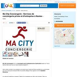 Ma City Conciergerie - Services de conciergerie privée et d'entreprise à Nantes - Nantes - Autres Services - retouche photo