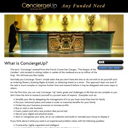 ConciergeUp