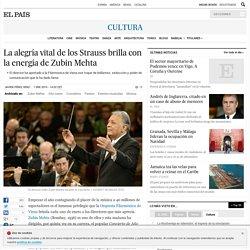 Concierto de Año Nuevo: La alegría vital de los Strauss brilla con la energía de Zubin Mehta