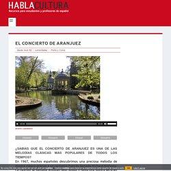 El concierto de Aranjuez - HABLACULTURA