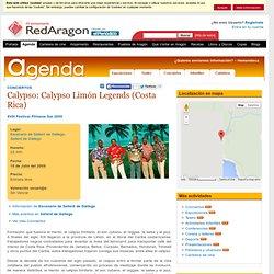 Calypso: Calypso Limón Legends (Costa Rica) - Conciertos en Escenario de Sallent de Gállego, Sallent de Gállego