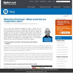 Conciliez Marketing Omnicanal et expérience client