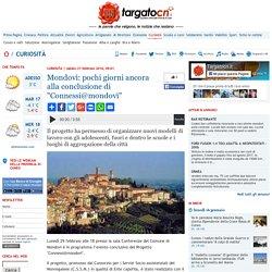 """Mondovì: pochi giorni ancora alla conclusione di """"Connessi@mondovì""""-Quotidiano online della provincia di Cuneo"""