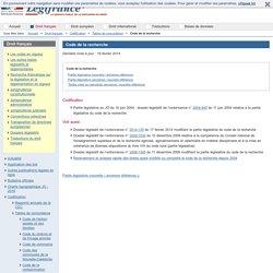 Code de la recherche / Légifrance