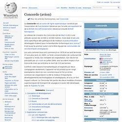 Concorde (avion)