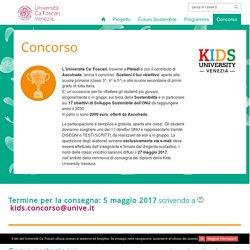Concorso: CF kids