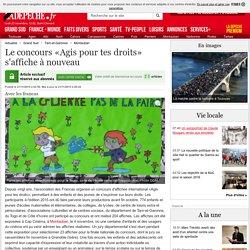 Le concours «Agis pour tes droits» s'affiche à nouveau - 21/11/2015 - ladepeche.fr
