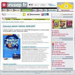 Concours Avenir métiers 2016 – 2017