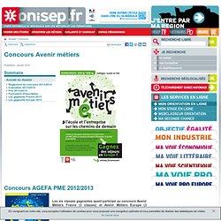 Concours AGEFA PME