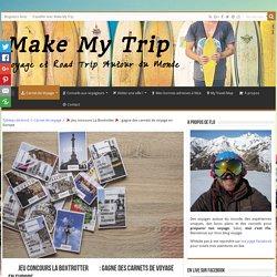 🎉 Jeu concours La Boxtrotter 🎉 : gagne des carnets de voyage en Europe