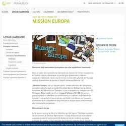 ssept Concours scolaire « 30 ans après la chute du mur » - Jeu en ligne pour collégien·ne·s: Goethe-Institut Frankreich