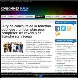 Jury de concours de la fonction publique : un bon plan pour compléter ses revenus et étendre son réseau - Consommer Malin