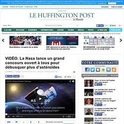 La Nasa lance un grand concours ouvert à tous pour débusquer plus d'astéroïdes