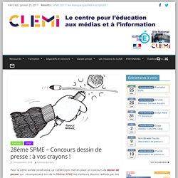 28ème SPME – Concours dessin de presse : à vos crayons !