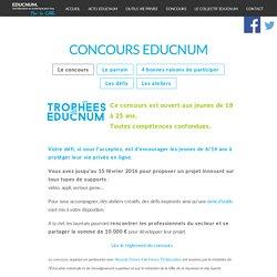 CONCOURS EDUCNUM -