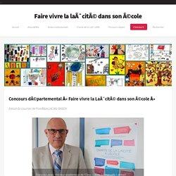 Concours - Faire vivre la laïcité dans son école - DSDEN de l'Orne