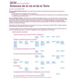 QCM Fesic