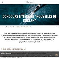 """Concours littéraire """"Nouvelles de l'Océan"""""""