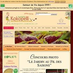 """Concours Photo """"Le Jardin au Fil des Saisons"""""""