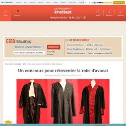 Un concours pour réinventer la robe d'avocat