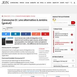 Concourse CI: une alternative à Jenkins (gratuit)