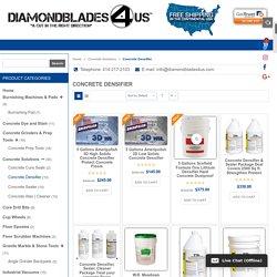 Concrete Densifier Sealer and Liquid Chemical Hardener