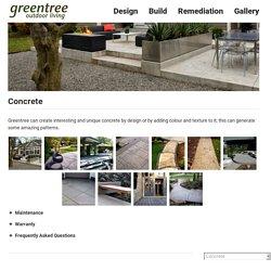 Concrete Decks Edmonton