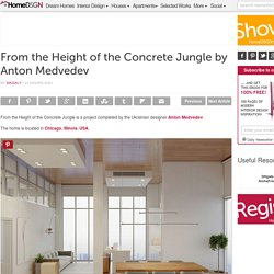 From the Height of the Concrete Jungle by Anton Medvedev