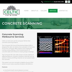 Concrete Scanning South East Melbourn
