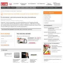 E-commerce, une concurrence des plus prometteuse - DPH (Droguerie, parfumerie, hygiène)
