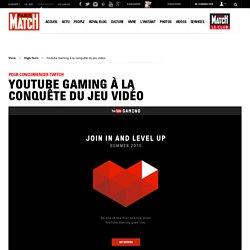 Pour concurrencer Twitch - Youtube Gaming à la conquête du jeu vidéo