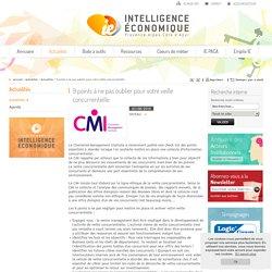 Accueil - Intelligence Economique Provence Alpes Cote d'Azur