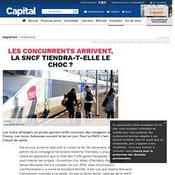 Les concurrents arrivent, la SNCF tiendra-t-elle le choc