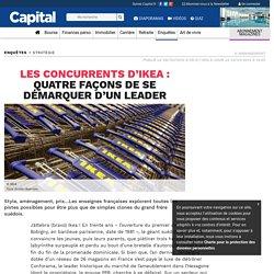 Les concurrents d'Ikea : quatre façons de se démarquer d'un leader