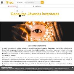 Concurso Jovenes Inventores Fnac