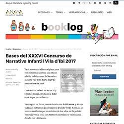 Bases del XXXVI Concurso de Narrativa Infantil Vila d'Ibi 2017