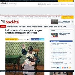 La France condamnée pour ne pas avoir interdit gifles et fessées