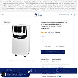 Honeywell MO08CESWK 8000 BTU – My Home Climate