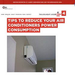 Tips to Maintain Air Conditioning In Edmonton