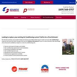 Air Conditioning Repair Services in Brigantine, NJ